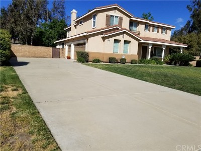 Rancho Cucamonga CA Single Family Home For Sale: $990,000