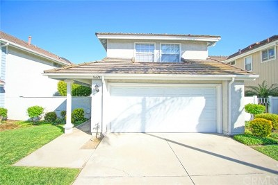 Hacienda Heights Condo/Townhouse For Sale: 16624 Carriage Place