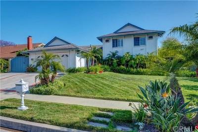 Hacienda Heights Single Family Home For Sale: 16092 La Monde Street