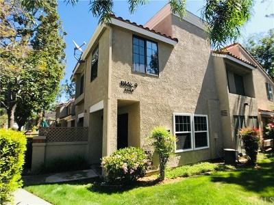 Rancho Cucamonga Condo/Townhouse For Sale: 8167 Vineyard Avenue #68