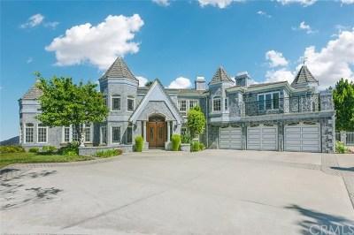 Glendora Single Family Home For Sale: 449 Morgan Ranch Road
