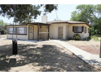 Rancho Cucamonga Single Family Home For Sale: 10235 19th Street