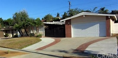 La Habra Single Family Home For Sale: 601 La Serna Avenue