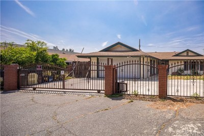 Monrovia Single Family Home For Sale: 2114 Peck Road