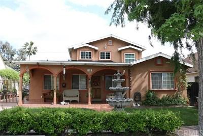San Fernando Single Family Home For Sale: 636 Harps Street