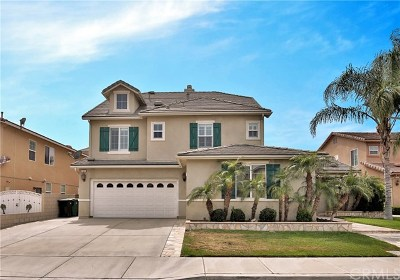 Eastvale Single Family Home For Sale: 7317 Country Fair Drive