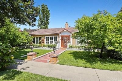 San Gabriel Single Family Home For Sale: 700 Alabama Street