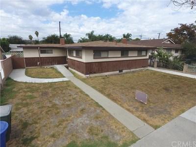 Pomona Single Family Home For Sale: 1803 S White Avenue