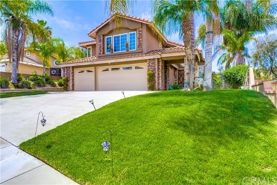Chino Hills Single Family Home For Sale: 2279 Wandering Ridge Drive