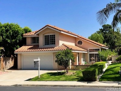 Corona Single Family Home For Sale: 11392 Crestridge Drive