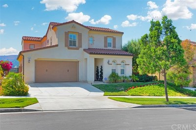 Chino Hills Single Family Home Active Under Contract: 15796 Canon Lane