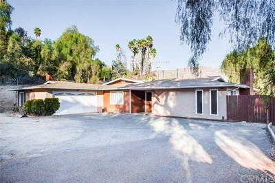 Riverside CA Single Family Home Active Under Contract: $405,000