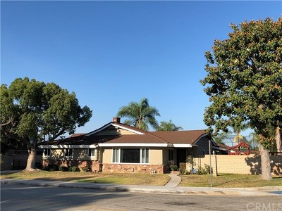 West Covina Single Family Home Active Under Contract: 740 S Inman Road