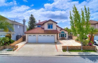Diamond Bar CA Single Family Home For Sale: $839,000