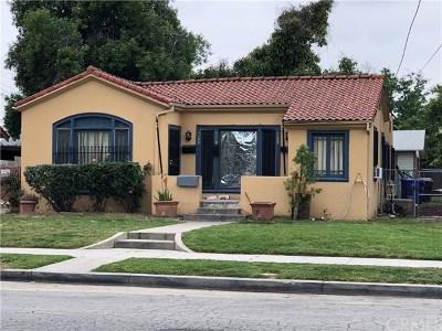 San Bernardino Multi Family Home For Sale: 1118 G