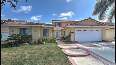 Costa Mesa Single Family Home For Sale: 507 Traverse Drive