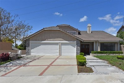 Diamond Bar CA Single Family Home For Sale: $749,000
