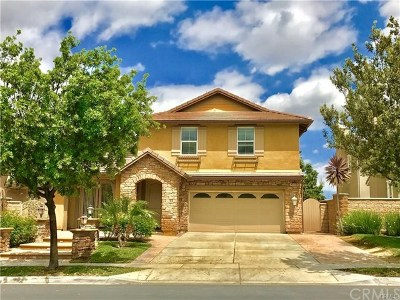 Chino Hills Single Family Home For Sale: 4040 Coast Oak Circle