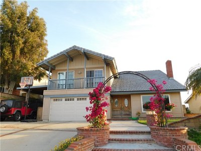 Diamond Bar CA Single Family Home For Sale: $750,000