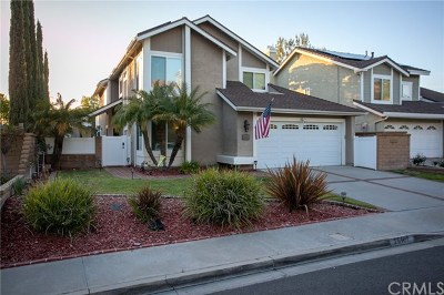 Mission Viejo CA Single Family Home For Sale: $849,000