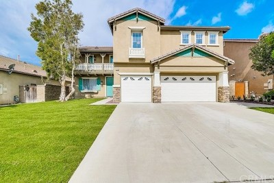 Eastvale Single Family Home For Sale: 7219 Westerly Way