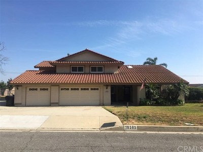 Alta Loma CA Single Family Home For Sale: $968,000