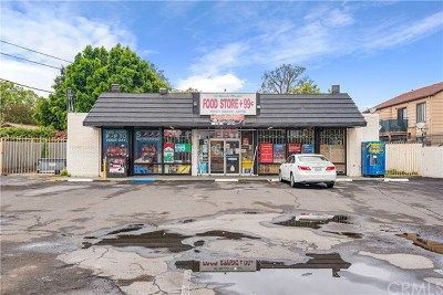 Riverside Commercial For Sale: 6435 Rutland Avenue