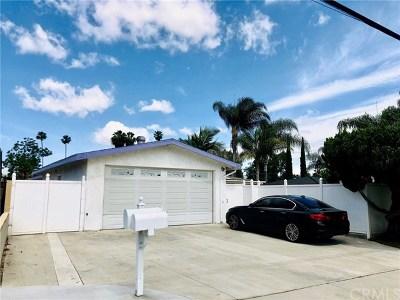 Hacienda Heights CA Single Family Home For Sale: $948,800