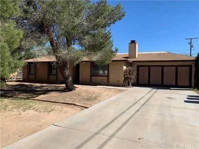 Single Family Home For Sale: 21237 Little Beaver Road