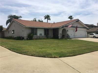 Rancho Cucamonga Single Family Home For Sale: 6369 Klusman Avenue