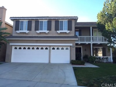 Walnut Single Family Home For Sale: 1261 Bellavista Drive