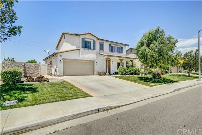 Eastvale Single Family Home For Sale: 6783 Woodrush Way