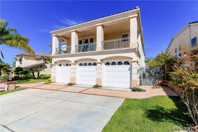 Fullerton Single Family Home For Sale: 2566 Brennen Way