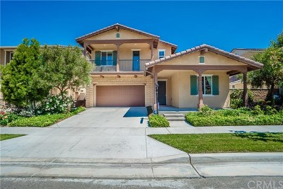 Chino Single Family Home For Sale: 6194 Athena Street