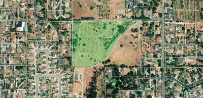Fallbrook Residential Lots & Land For Sale: 1107 Morro Road