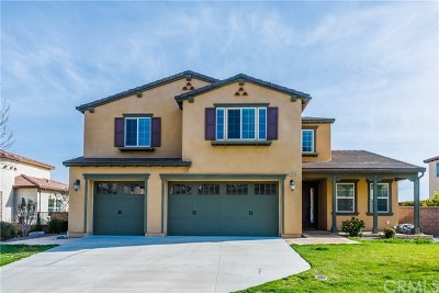 Rancho Cucamonga Single Family Home For Sale: 12841 Mediterranean Drive