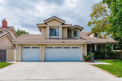 Diamond Bar Single Family Home For Sale: 20951 High Country Drive