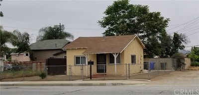 Pomona Single Family Home For Sale: 855 S Park Avenue