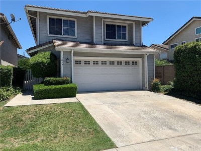 Chino Hills Single Family Home For Sale: 15039 Cedarwood Court