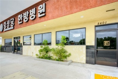 Orange County Commercial For Sale: 8401 Commonwealth Avenue