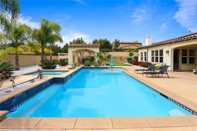 Chino Hills Single Family Home For Sale: 16160 Castelli Circle