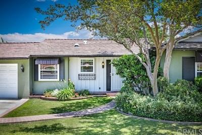 Arcadia Single Family Home For Sale: 168 Walnut Ave