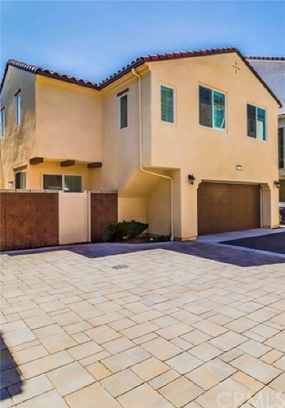Chino Condo/Townhouse For Sale: 8735 Celebration Street