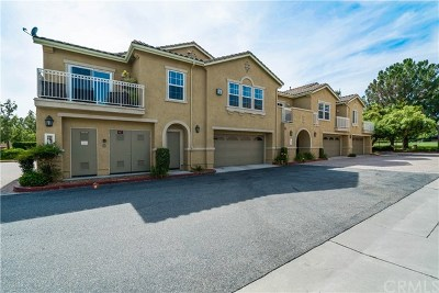 Rancho Cucamonga Condo/Townhouse For Sale: 11450 Church #28