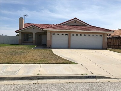 Fontana Single Family Home For Sale: 14875 Ebony Place