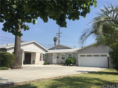 West Covina Single Family Home For Sale: 944 E Vine