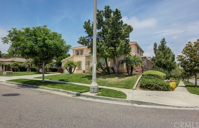 Corona Single Family Home For Sale: 1797 Honors Lane