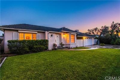 Altadena Single Family Home For Sale: 124 W Terrace Street