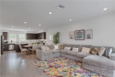 Chino Hills Condo/Townhouse For Sale: 16148 Saggio Lane