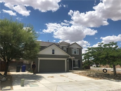 Adelanto Single Family Home For Sale: 14382 Lilac Road